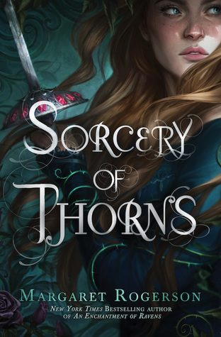WoW #142 – Sorcery of Thorns by Margaret Rogerson
