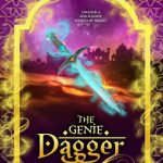 "Book Cover for ""The Genie Dagger"" by Bethany Wicker"