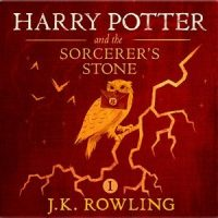 Children's Corner: Harry Potter & the Sorcerer's Stone by J.K. Rowling