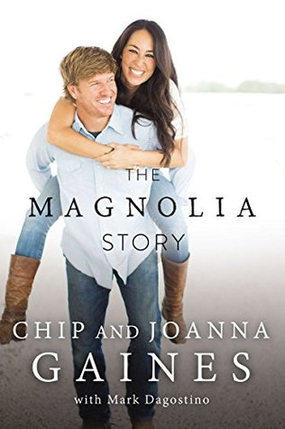 "Cover for ""The Magnolia Story"" by Chip and Joanna Gaines"