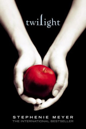 "Book Cover for ""Twilight"" by Stephenie Meyer"