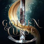 "Book Cover for ""Golden Curse"" by M. Lynn"