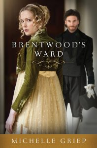 "Book Cover for ""Brentwood's Ward"" by Michelle Griep"