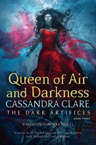 "Book Cover for ""Queen of Air and Darkness"" by Cassandra Clare"