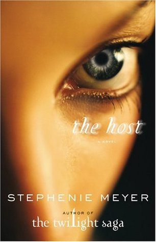 "Book Cover for ""The Host"" by Stephenie Meyer"