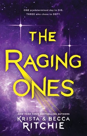 Review: The Raging Ones by Krista & Becca Ritchie