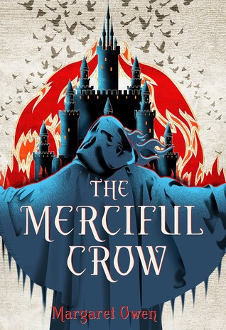 """Book Cover for """"The Merciful Crow"""" by Margaret Owen"""