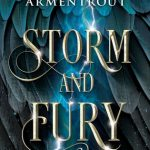"Book Cover for ""Storm and Fury"" by Jennifer L. Armentrout"
