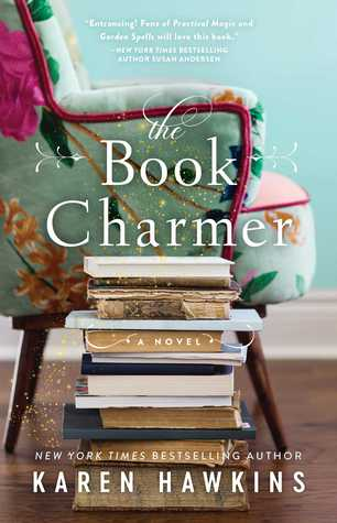 "Book Cover for ""The Book Charmer"" by Karen Hawkins"