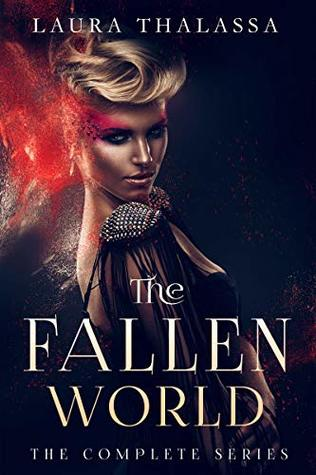 "Book Cover for ""The Fallen World: the Complete Series"" by Laura Thalassa"