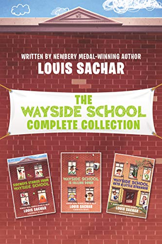 "Book Cover for ""The Wayside School Complete Collection"" by Louis Sachar"