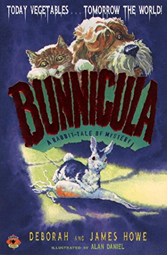 "Book Cover for ""Bunnicula"" by Deborah and James Howe"