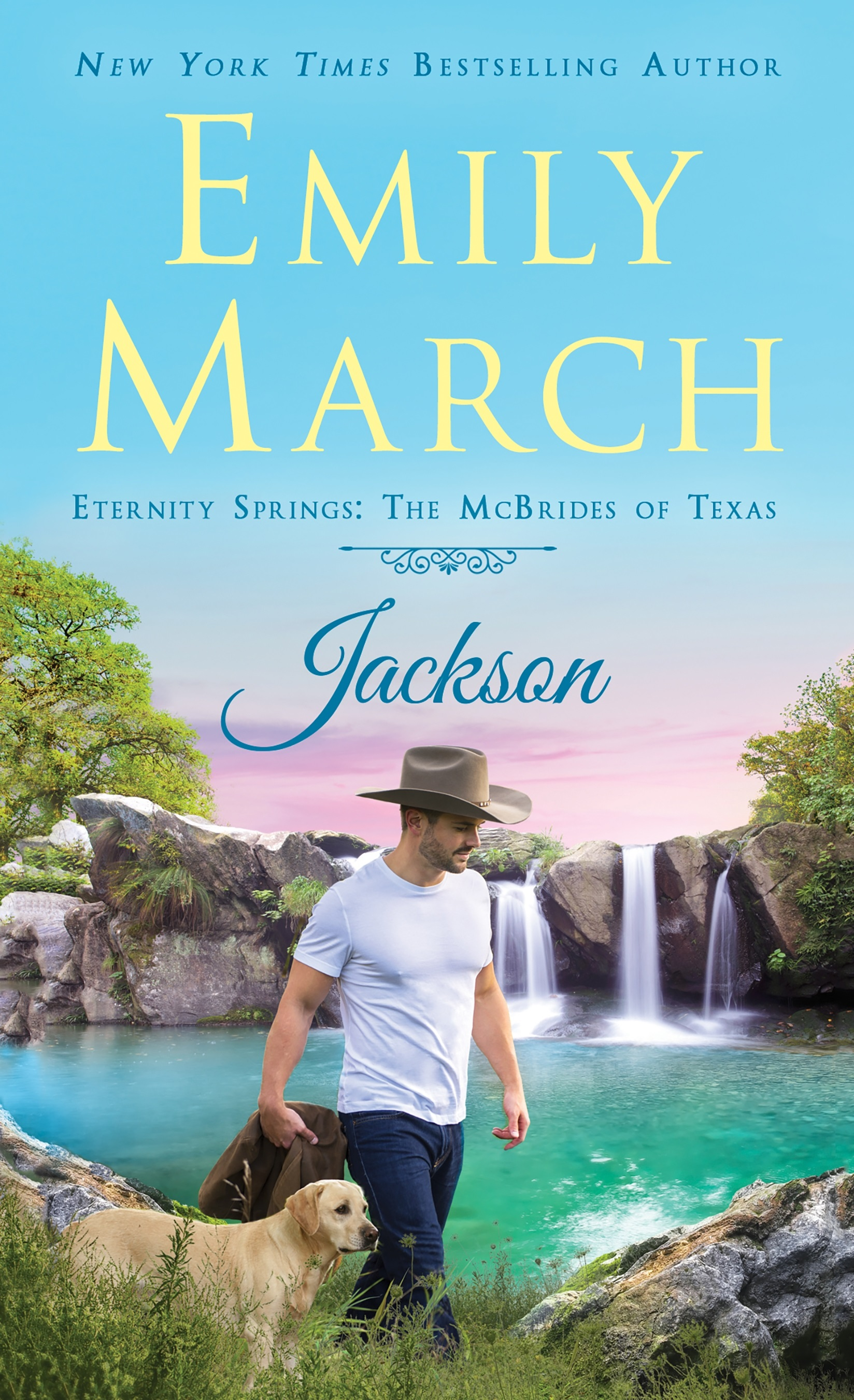 Blog Tour: Jackson by Emily March