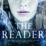 "Book Cover for ""The Reader"" by M.K. Harkins"