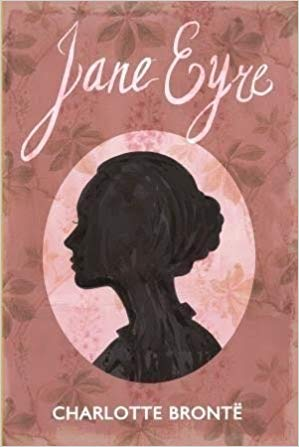 "Book Cover for ""Jane Eyre"" by Charlotte Bronte"