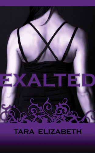 "Book Cover for ""Exalted"" by Tara Elizabeth"