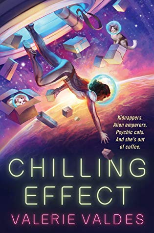 WoW #156 – Chilling Effect by Valerie Valdes