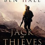 "Book Cover for ""Jack of Thieves"" by Ben Hale"