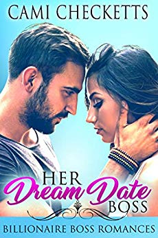 "Book Cover for ""Her Dream Date Boss"" by Cami Checketts"