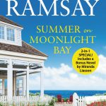 "Book Cover for ""Summer on Moonlight Bay"" by Hope Ramsay"