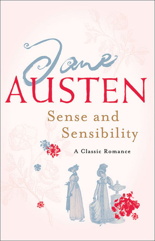 "Book Cover for ""Sense and Sensibility"" by Jane Austen"