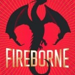 "Book Cover for ""Fireborne"" by Rosaria Munda"