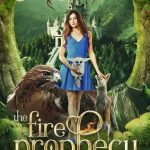 "Book Cover for ""The Fire Prophecy"" by Megan Linski and Alicia Rades"