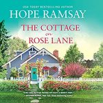 "Audiobook Cover for ""The Cottage on Rose Lane"" by Hope Ramsay"