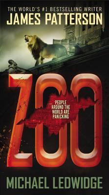 "Book Cover for ""Zoo"" by James Patterson and Michael Ledwidge"