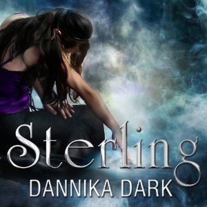"Audiobook Cover for ""Sterling"" by Dannika Dark"