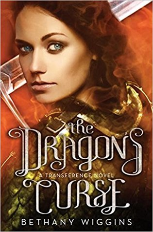 "Book Cover for ""The Dragon's Curse"" by Bethany Wiggins"