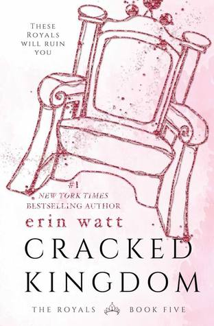 "Book Cover for ""Cracked Kingdom"" by Erin Watt"
