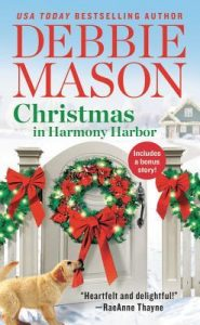 "Book Cover for ""Christmas in Harmony Harbor"" by Debbie Mason"