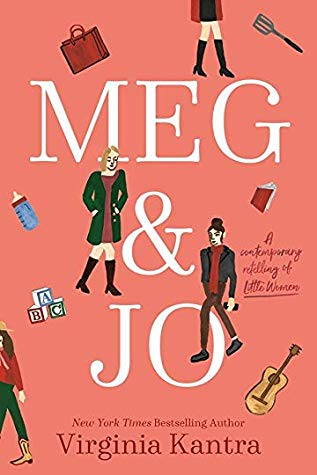 "Book Cover for ""Meg & Jo"" by Virginia Kantra"