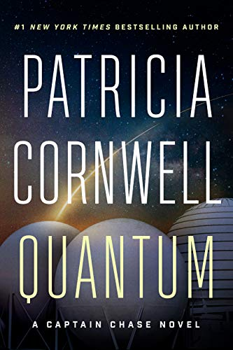 "Book Cover for ""Quantum"" by Patricia Cornwell"
