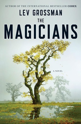 "Book Cover for ""The Magicians"" by Lev Grossman"
