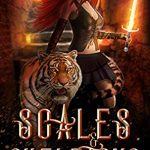"Book Cover for ""Scales & Skeletons"" by Scarlett Dawn"