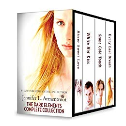 "Book Cover for ""The Dark Elements: Complete Series"" by Jennifer L. Armentrout"
