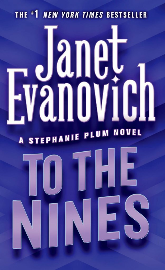 "Book Cover for ""To the Nines"" by Janet Evanovich"