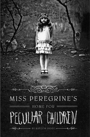 "Book Cover for ""Miss Peregrine's Home for Peculiar Children"" by Ransom Riggs"