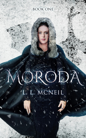 "Book Cover for ""Moroda"" by L.L. McNeil"