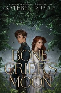 "Book Cover for ""Bone Crier's Moon"" by Kathryn Purdie"