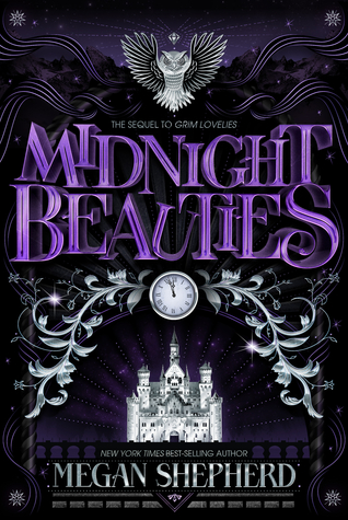 "Book Cover for ""Midnight Beauties"" by Megan Shepherd"