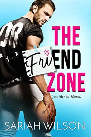 "Book Cover for ""The Friend Zone"" by Sariah Wilson"