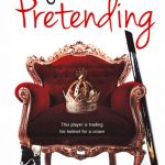 "Book Cover for ""Just Pretending"" by Leah and Kate Rooper"