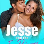 "Book Cover for ""Jesse and the Ice Princess"" by Michelle MacQueen"