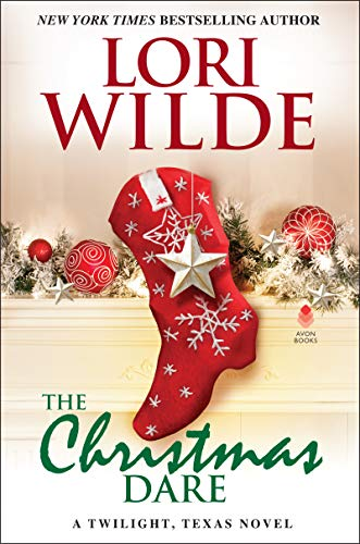 """Book Cover for """"The Christmas Dare"""" by Lori Wilde"""