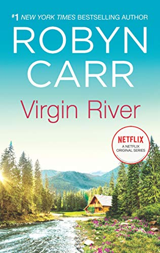 "Book Cover for ""Virgin River"" by Robyn Carr"