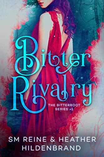 "Book Cover for ""Bitter Rivalry"" by Heather Hildenbrand"