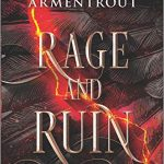 "Book Cover for ""Rage and Ruin"" by Jennifer L. Armentrout"